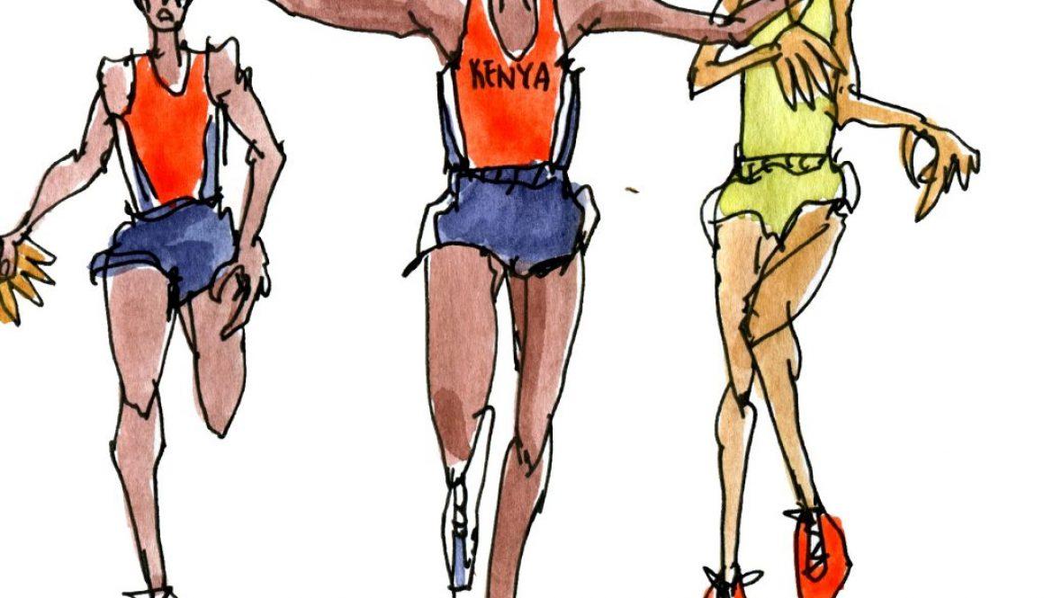 Noah Ngeny Olympic Gold