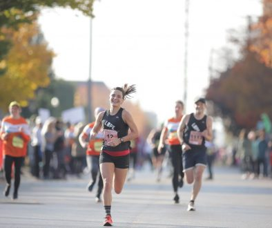Ashley Higginson Olympic Trials Marathon Qualifier
