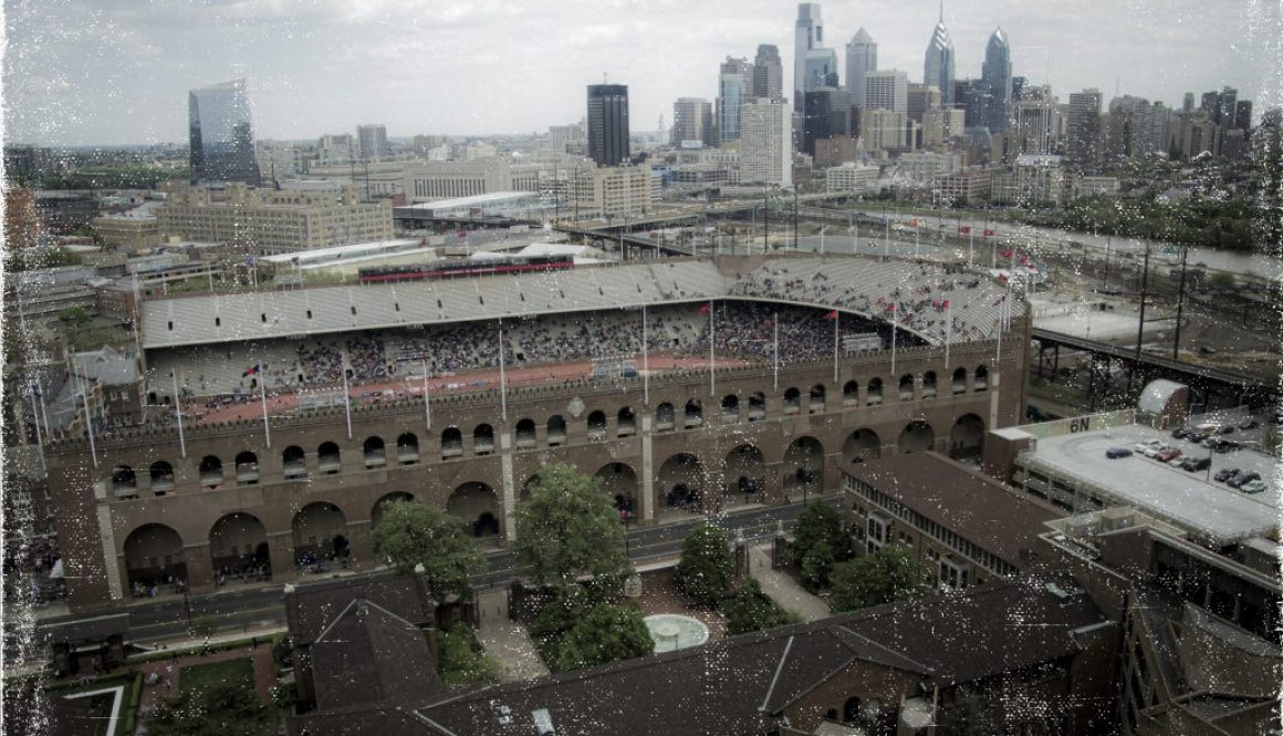 Penn Relays - Edited, From Philly Cover